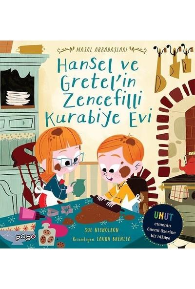 Hansel ve Gretel'in Zencefilli Kurabiye Evi - Masal Arkadaşları - Sue Nicholson