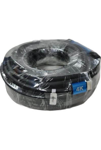 Hiremco 4K 60Hz Ultra Hd 25METRE HDMI Kablo V2.0