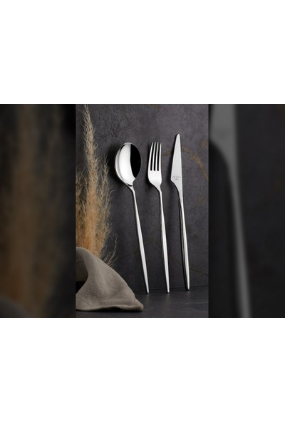 Aryıldız Studio Prestige 89 Parça Çatal Kaşık Bıçak Seti Kutulu