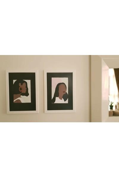 İntegral Sanat Melez Kızlar