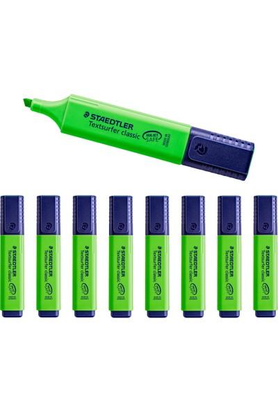 Staedtler Classic Fosforlu Kalem Yeşil