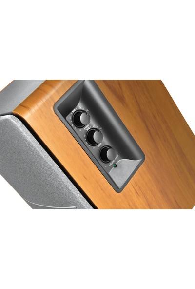 Edifier R1280DBs Subwoofer Çıkışlı, Optik Girişli 4'' Bass Ünitesi Multi-Media 2.0 Aktif Bluetooth V.5.0 Hoparlör 42W RMS
