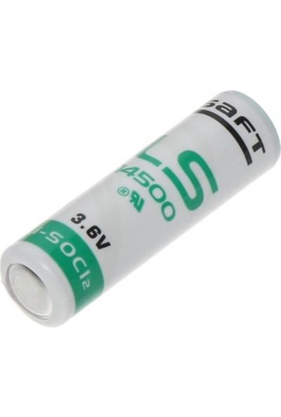 Saft Pil 3.6V Aa Li-Socl2 Lıthıum Kalem Pil Saft Ls 14500