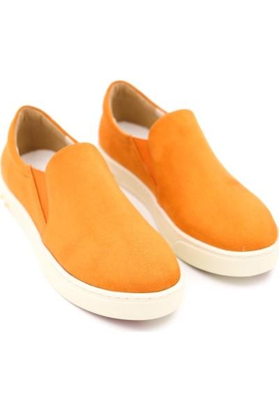 Yoyo Kadın Turuncu Sneaker