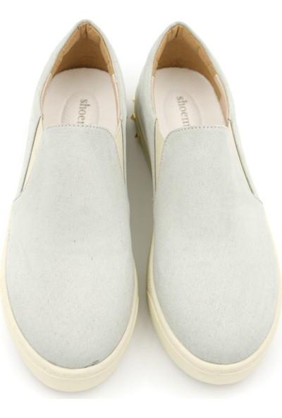 Yoyo Kadın Buz Beyazı Sneaker