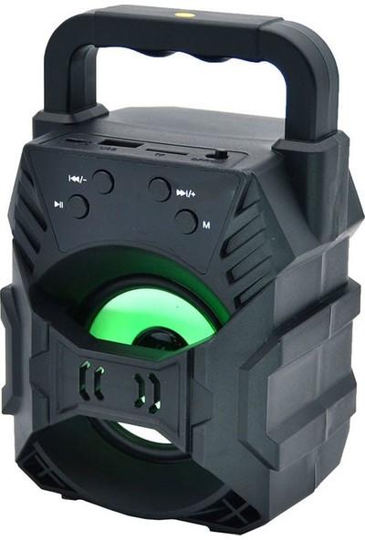 Polygold KTS-1057 Ses Bombası Bluetooth Hoparlör
