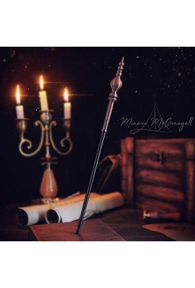 Büyücü Sokağı Minerva Mcgonagall Asa - Harry Potter