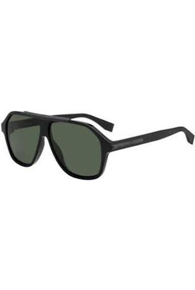 Fendi FEN FF M0027/S 807 QT 59 G Erkek Güneş Gözlüğü