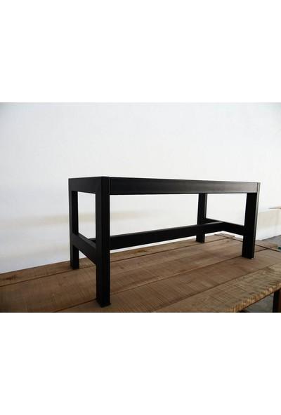 Abronya Metal Masa Ayağı Dikdörtgen Masa Ayağı Yemek Masası Mutfak Masası Masa Ayağı