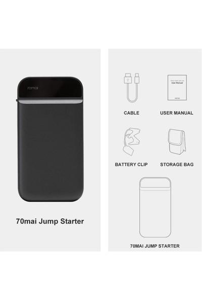 70MAI Jump Starter Akü Takviye Seti