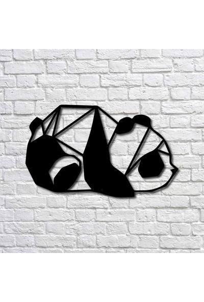 Bafidica Metal Tablo - Bebek Panda - Ev Dekorasyon - Duvar Dekoru
