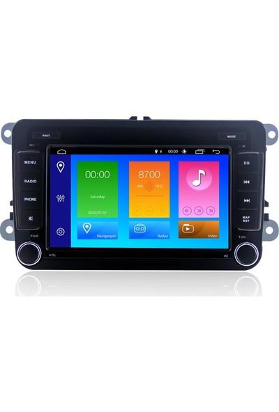 Navimex Volkswagen Amarok Android 10 Carplay Multimedya Ekran Oem Teyp