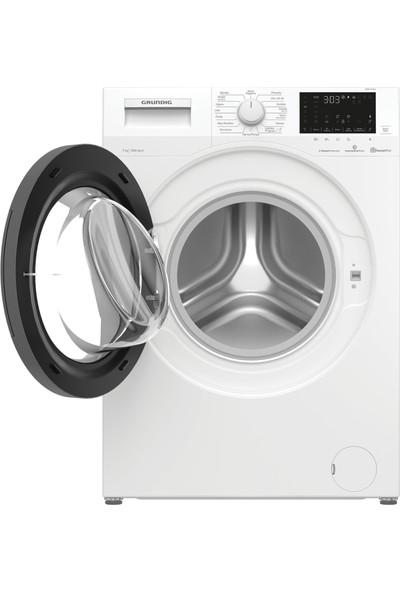 Grundig GWM 91014 A 9 kg 1000 Devir Bluetooth Bağlantılı Çamaşır Makinesi