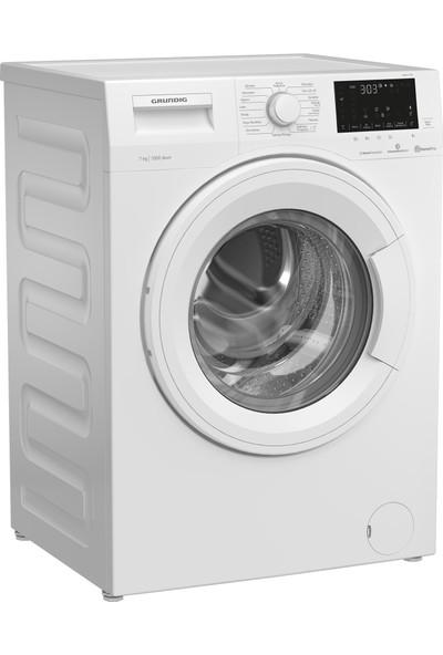 Grundig GWM 27101 D 7 kg 1000 Devir Bluetooth Bağlantılı Çamaşır Makinesi
