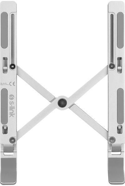 S-Link SL-AL05 Alüminyum Ayarlı Laptop Macbook Notebook Yükseltici Tutucu