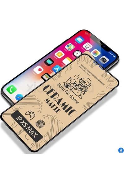 Cmr Apple iPhone X/11 Pro 6d Nano Kırılmaz Ekran Koruyuc