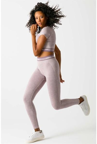 Maraton Kadın Sportswear Tayt