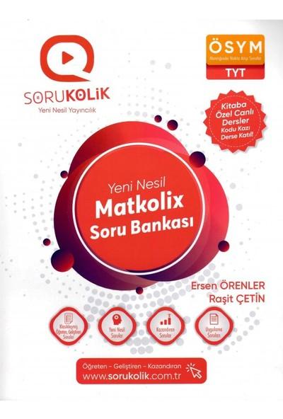 Sorukolik Yayınları TYT Matematik Matkolix Soru Bankası