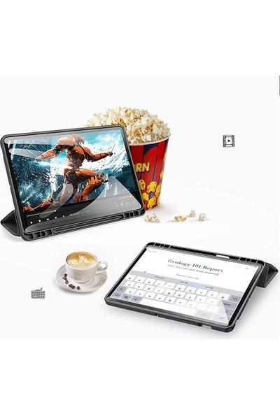 Dybox Samsung Galaxy Tab S7 T870-T875 Dux Ducis Serisi Kalem Yerli Soft Tpu Mıknatıslı Premium Tablet Kılıfı