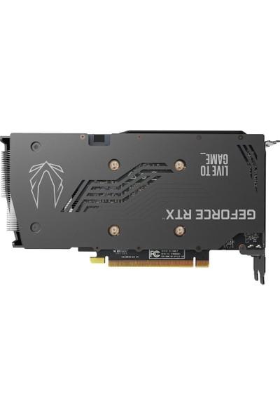 Zotac GeForce RTX 3060 Twin Edge OC 12GB 192Bit GDDR6 PCI-Express 4.0 Ekran Kartı ZT-A30600H-10M