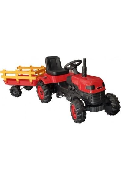 Biberoğlu Kasalı Traktör