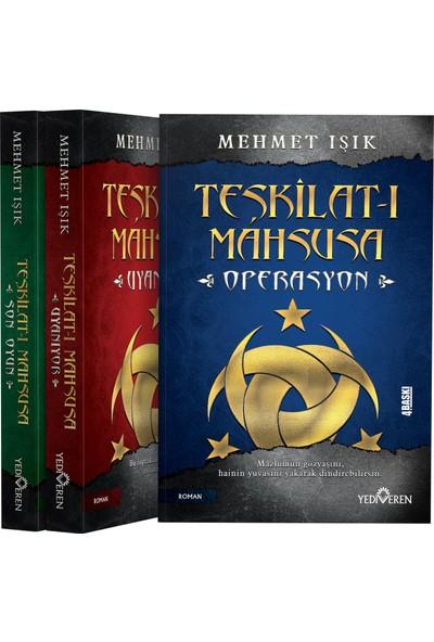 Teşkilat-I Mahsusa Seti 3 Kitap - Mehmet Işık