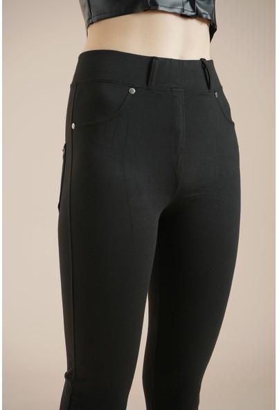 Wotto Collection Kadın Dar Paça Pantolon