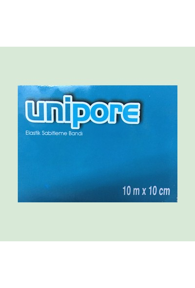 Unipore Elastik Sabitleme Bandı 10 M x 2.5 cm