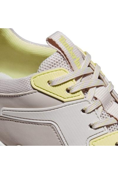 Timberland Delphıvılletextıle Sarı Kadın Sneaker