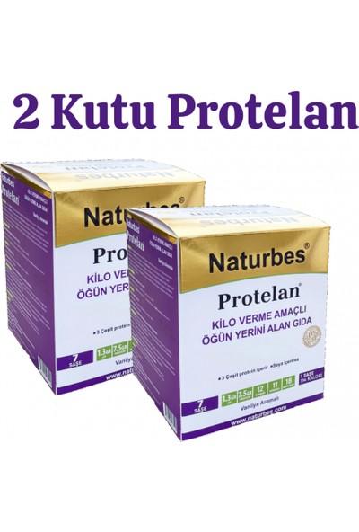 Protelan Protein Tozu 2 Haftalık Paket