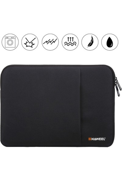 Haweel 15 Inch Macbook Pro ve Universal Laptop Taşıma Çantası AL-28019