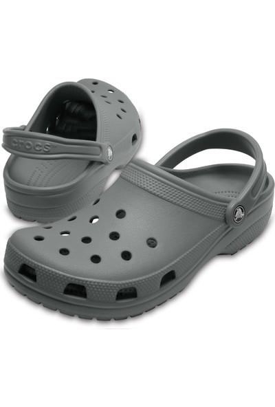 Crocs 10001-0DA Fume Classic Terlik