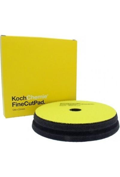 Koch Chemie Ince Çizik Alıcı Pasta Sünger Pad Fc 126 x 23 mm Sarı