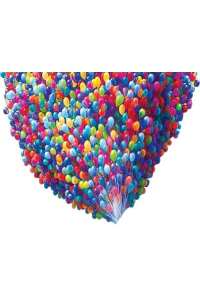 Angel Of Life Renkli Balon – 25 Adet