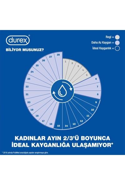 Durex Kayganlaştırıcı Jel Çilek Hazzı 50 ml