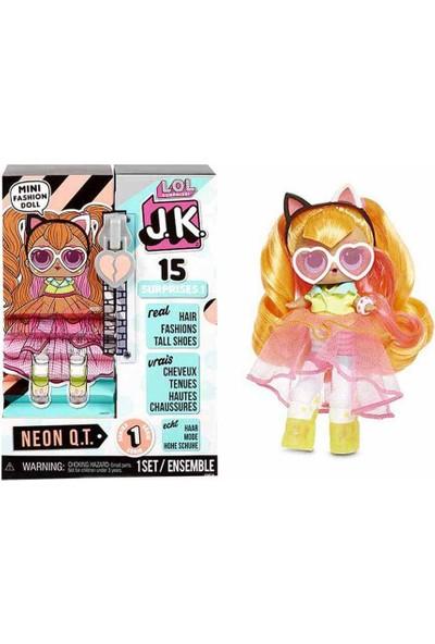 L.O.L J.K. Mini Fashion Bebekler 15 Sürpriz Neon