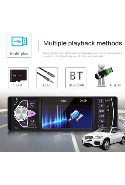 Navigold Oto Teyp 4.1 Inch Ekranlı+ Park Kamera USB Bluetooth Aux