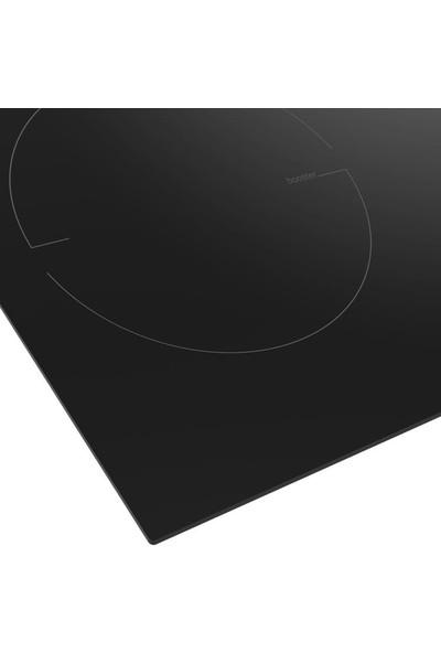 Beko Boı 6020 S Gri 60 cm Siyah Vitroseramik Elektrikli Ocak