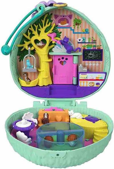 Polly Pocket ve Maceraları Oyun Seti FRY35 - Hedgehog Cafe