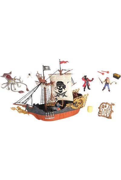 Chap Mei Korsan Oyun Seti Büyük Gemi