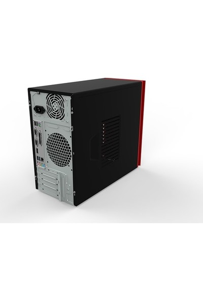 Exper Flex DEX594 FG Intel Core i5 9400 8GB 1TB + 240GB SSD GT710 Windows 10 Pro Masaüstü Bilgisayar