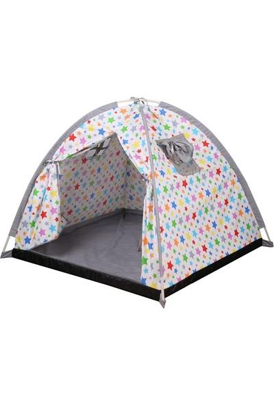 Abbie Renkli Yıldızlar Oyun Çadırı