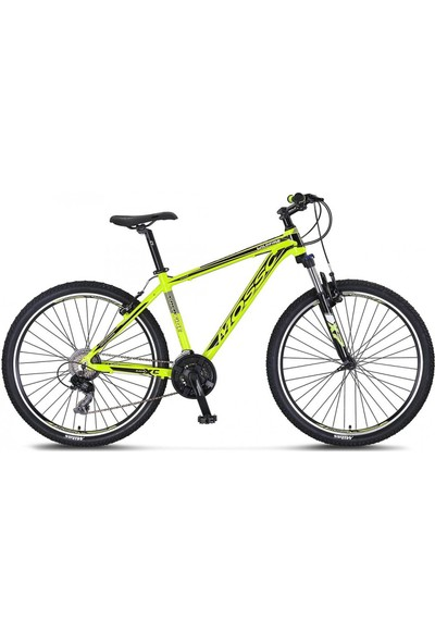 Mosso Wıldfıre M-27-V Erkek Dağ Bisikleti 459H 27,5 Jant 21 Vites Lime Siyah