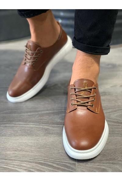 Orya Knack Klasik Erkek Ayakkabı 001 Taba