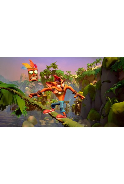 Activision Crash Bandicoot 4 It's About Time For Nintendo Switch