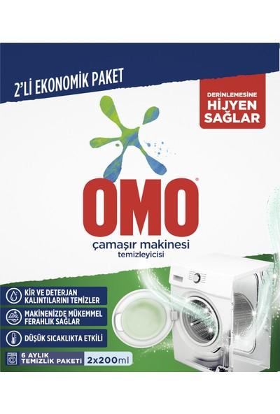 Omo Derinlemesine Hijyen Sağlayan Çamaşır Makinesi Temizleyicisi 400 ml