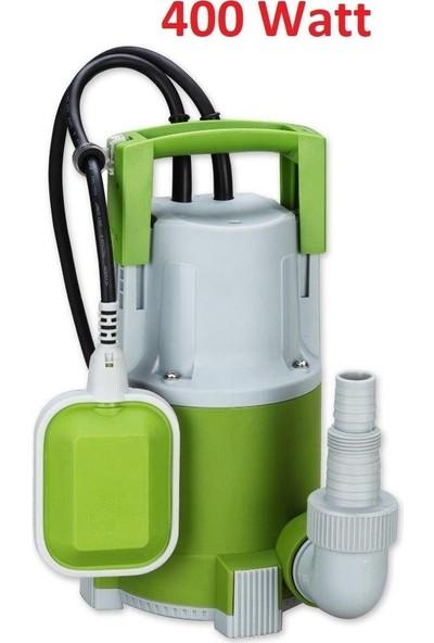 Impo Q400124 Plastik Drenaj Pompası - 400 Watt
