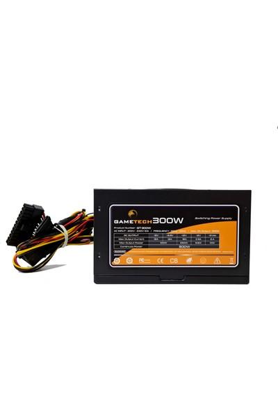 Gametech 300W Power Supply Unit Güç Kaynağı Psu