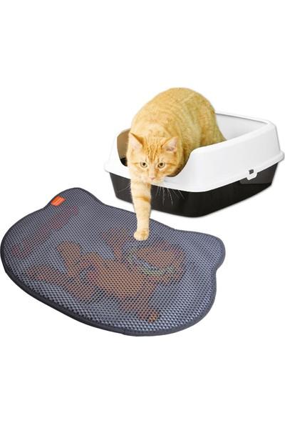 Garfıeld 10L Lavanta Kokulu Bentonit Kedi Kumu ve Paspas