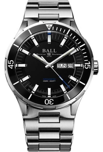 Ball DM3030B-S1CJ-BK Erkek Kol Saati